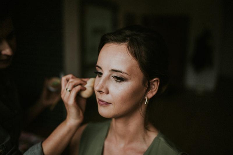 justyna Straś makijaż