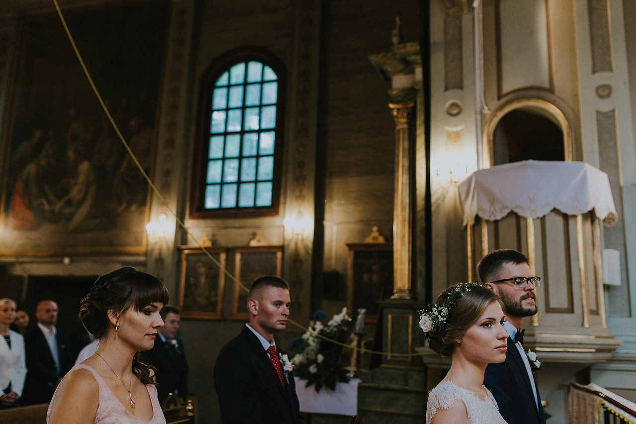 Fotografia slubna Konskie, Parafia w Lipie | pw. Świętego Wawrzyńca i Katarzyny