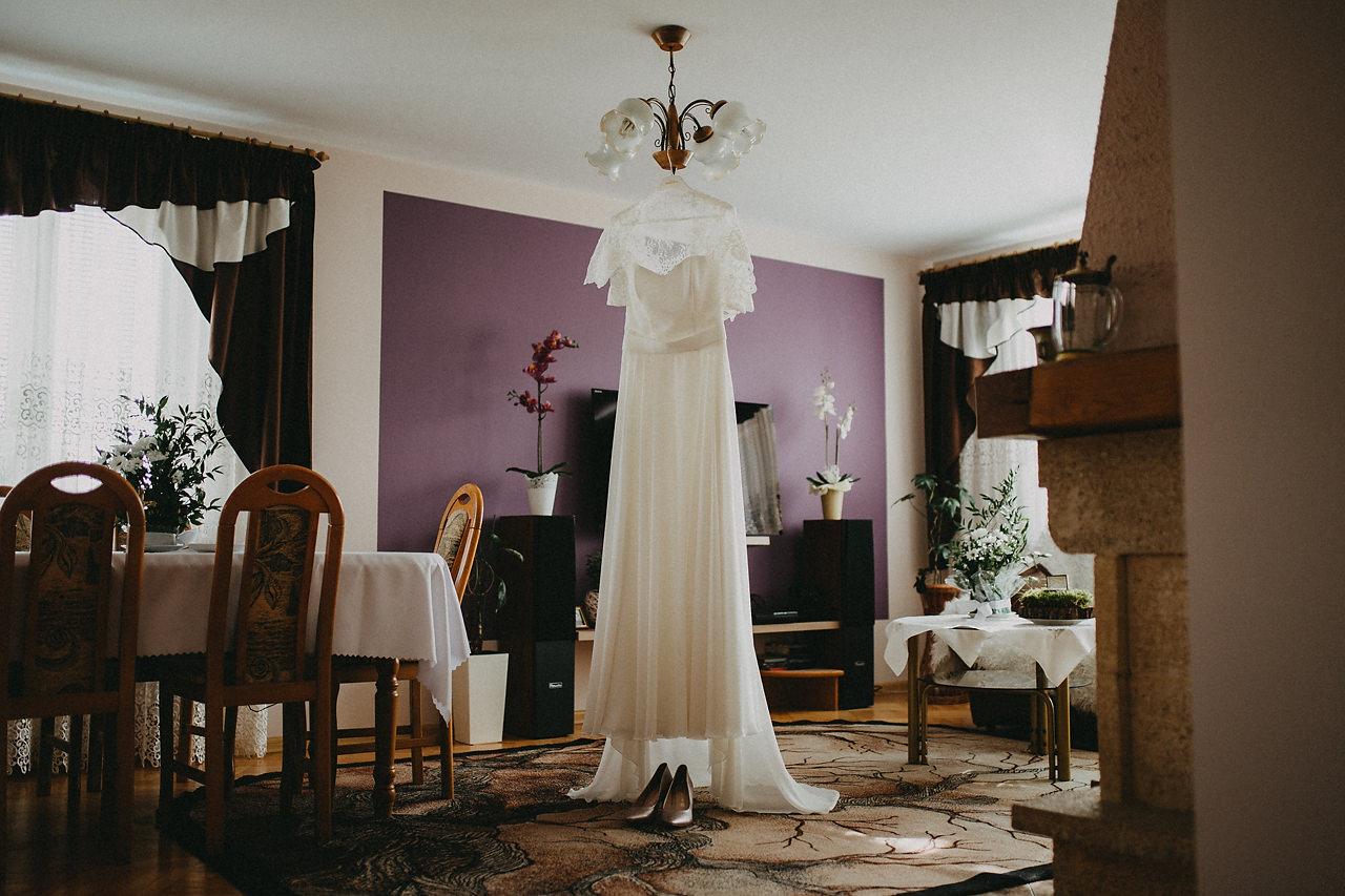 suknia Pani Młodej