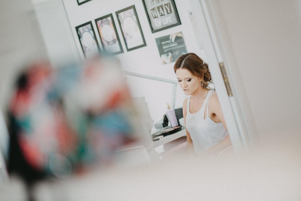 makijaż ślubny, make up ślubny