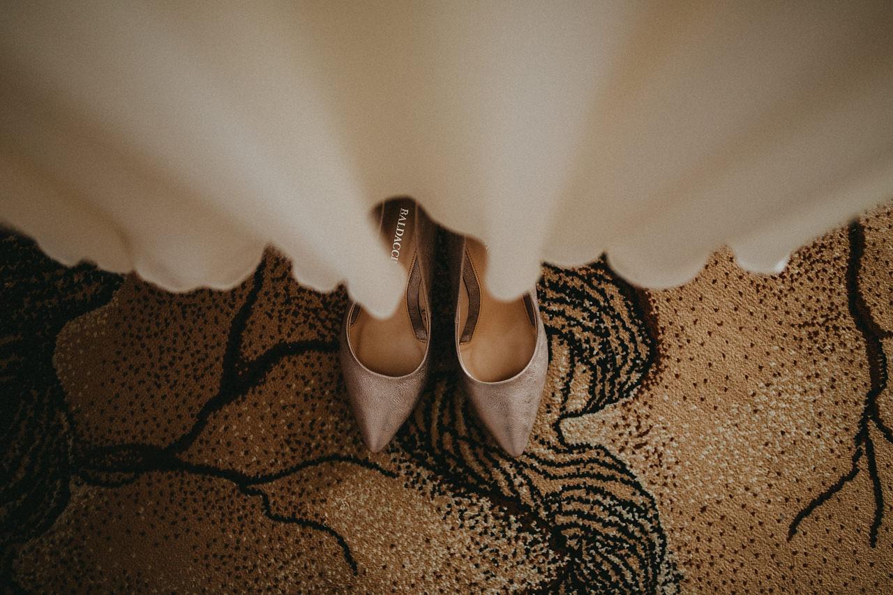 buty Pani Młodej