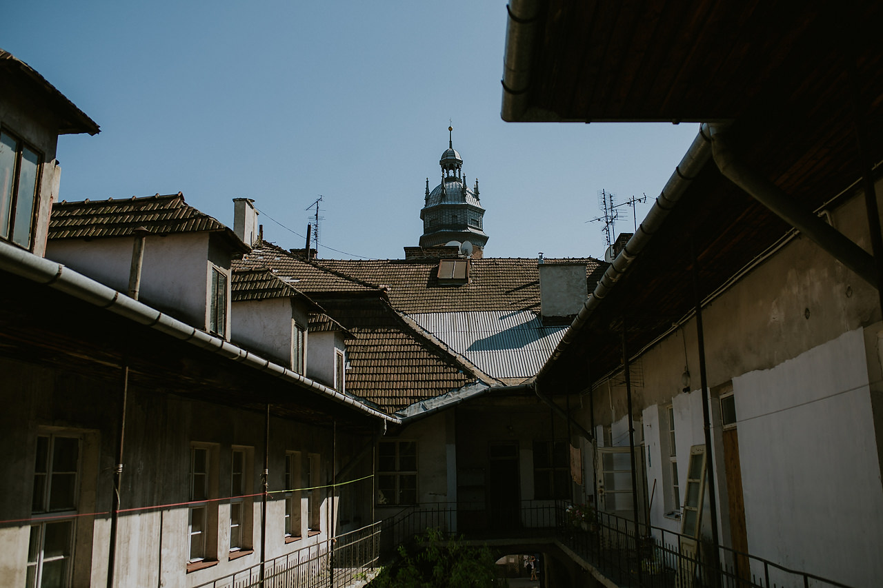 Klubokawiarnia Mleczarnia w Krakowie