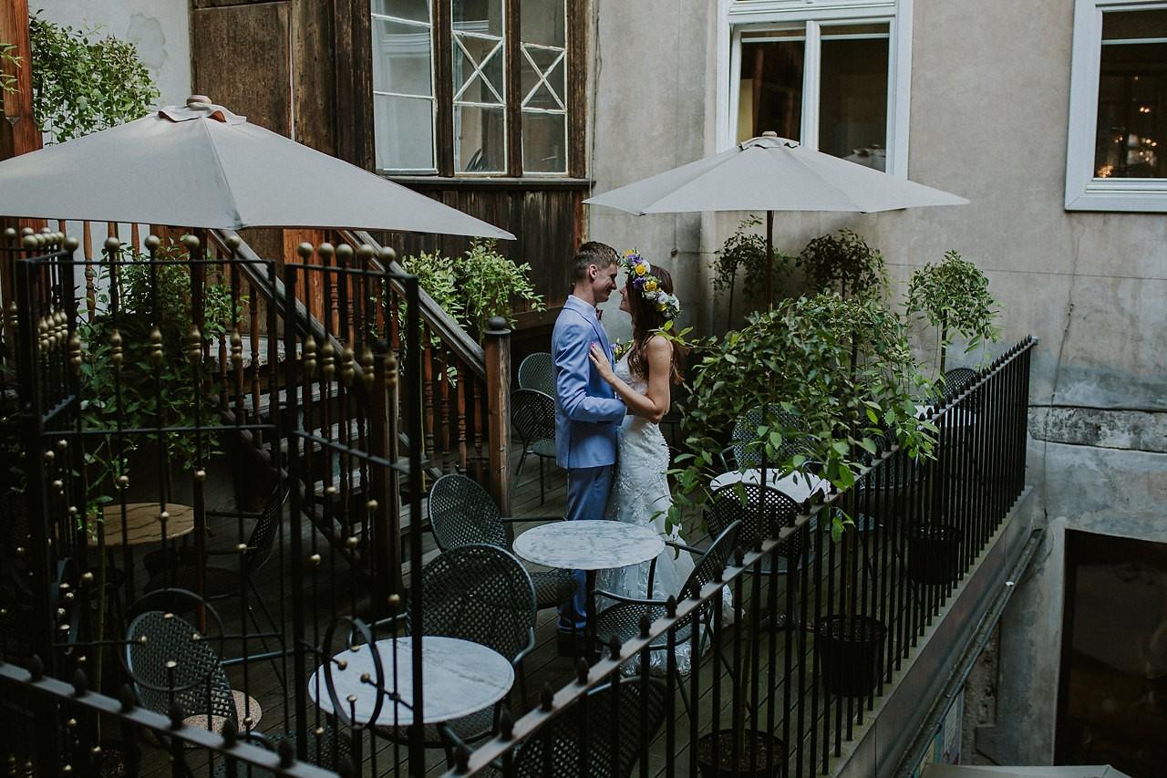 zdjęcia ślubne Kraków, Cafe Lulu Kraków
