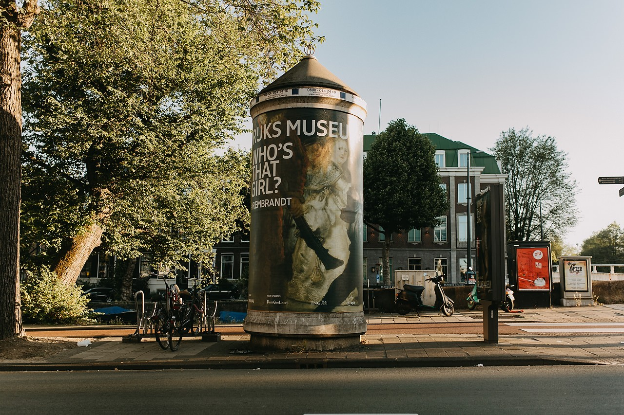 Rijksmuseum – The Museum of the Netherlands - in Amsterdam