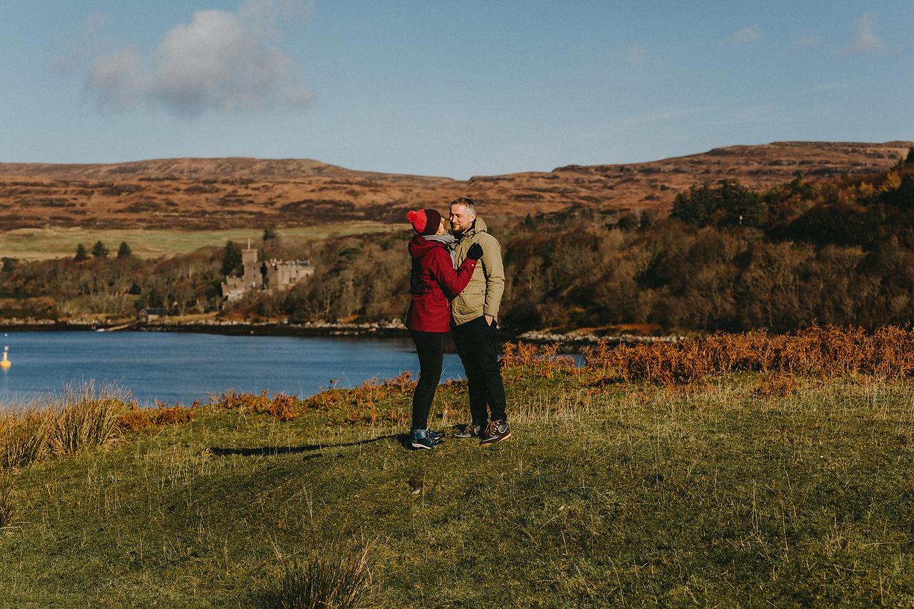 Isle Of Skye Szkocja | Magda i Marcin | Fotograf Ślubny Kielce