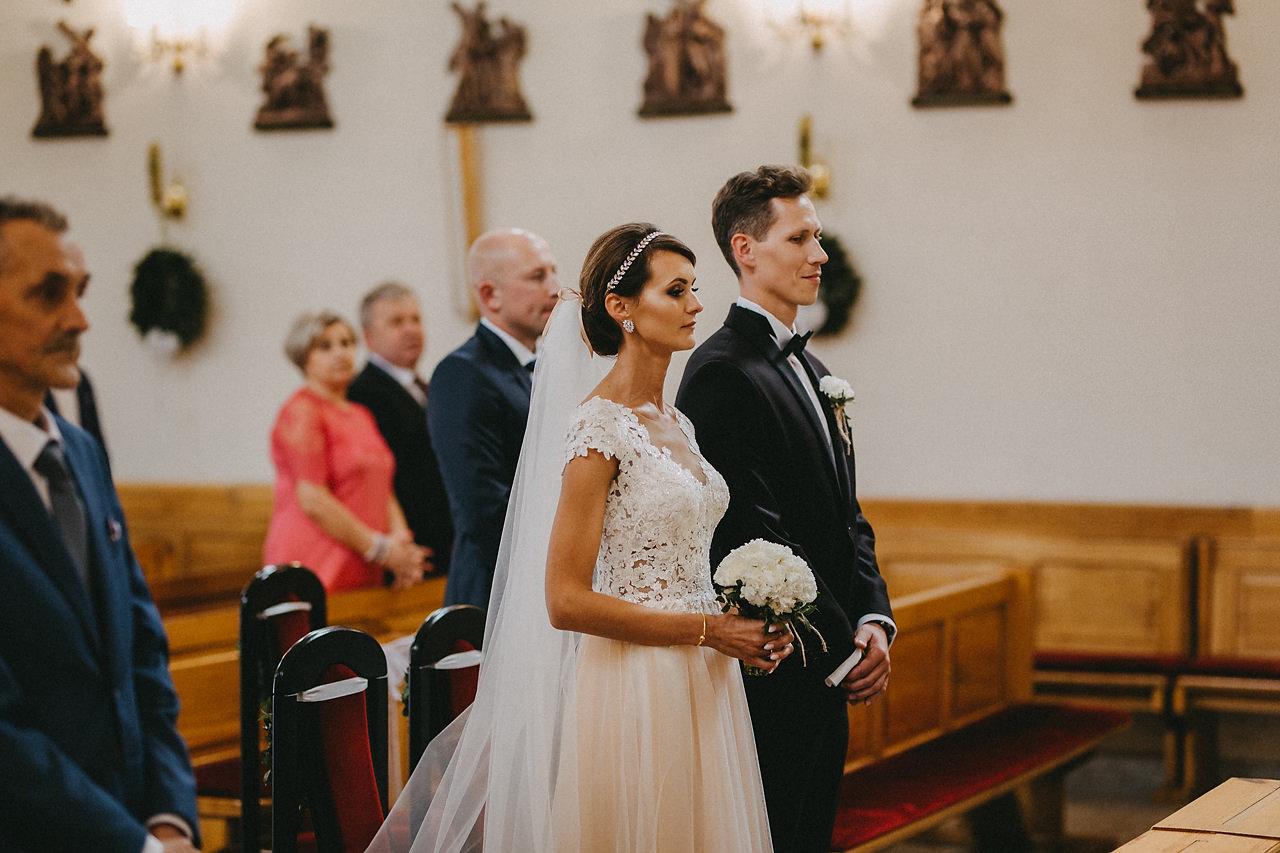 zdjęcia ślubne Borków