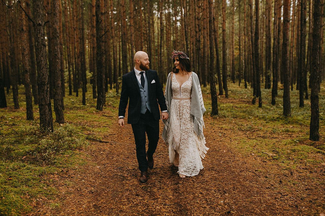 Sesja Ślubna Boho, fotograf ślubna Kielce